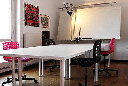 Scrivania Ufficio Bergamo : Coworking bergamo